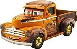 Cars 3-DXV37 Coche Smokey, (Mattel Spain DXV37)
