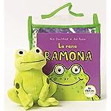 Pack La Rana Ramona (El pollo Pepe y sus amigos)