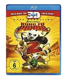 Kung Fu Panda 2 (+ Blu-ray) [Blu-ray 3D]