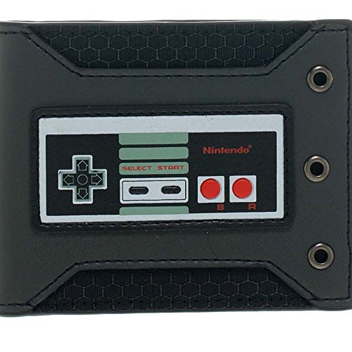 Nintendo Geldbörse Controller Gummi Button