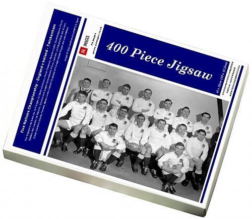 400 Piece Puzzle of Five Nations Championship - England v Ireland - Twickenham (8866380)
