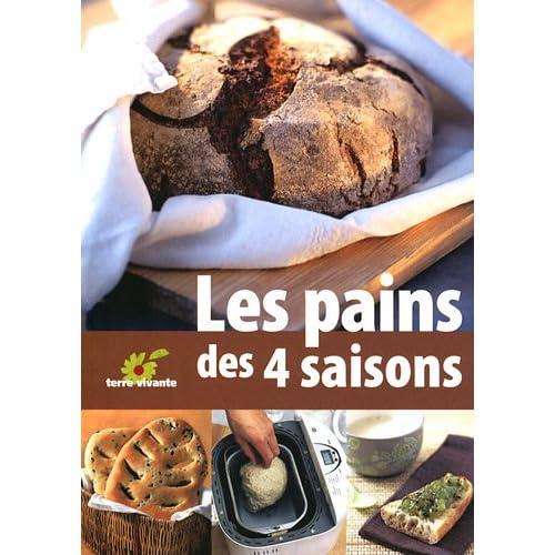 Les pains des 4 saisons