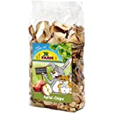 Jr Farm Golosinas para roedores Trocitos 100 g.. Comida para roedores