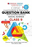 #10: Oswaal CBSE Question Bank for Class 9 Social Science (Mar 2019 Exam)