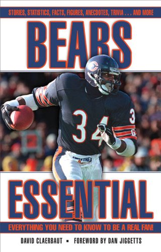 Bears Essential: Everything You Need to Know to be a Real Fan! (English Edition)