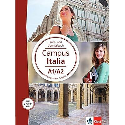 campus italia a1 a2 kurs und ubungsbuch 2 audio cds pdf online