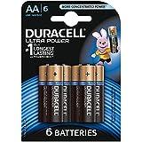 Duracell - Pile Alcaline Ultra Power - AA - 6 Piles