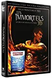 Les Immortels 3D [Blu-ray] [Combo Blu-ray 3D + 2D + DVD - Édition Collector boîtier SteelBook]