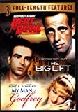 Beat the Devil , the Big Lift , My Man Godfrey : 3 Full Length Features
