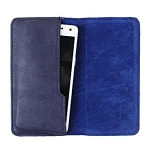 DooDa PU Leather Case Cover For Intex Aqua POWER 4G