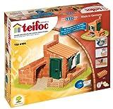 Faujas SAS - TEI4105 - Jeu de construction - Teifoc Ma 1Ere Maison...