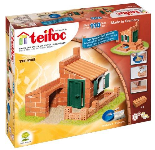 Teifoc Steinbaukästen - TEI 4105 - Haus