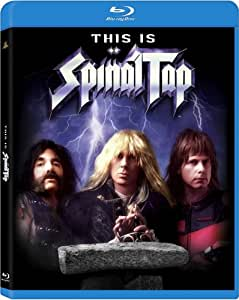 This Is Spinal Tap [Blu-ray] [Import anglais]