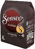Senseo Café Classique 36 dosettes 250 g - Lot de 5 (180 dosettes)