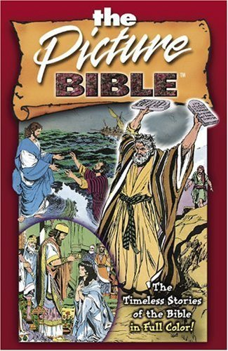 Picture Bible: The Timeless Stories of the Bible in Full Color by Hoth, Iva, A12 (1998) Paperback