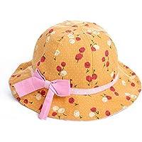 MAOCAP Chica Visera niño Arco Protector Solar Sombrero Lindo Moda  Respirable Gorro Pescador Sombrero b43e4cbff04