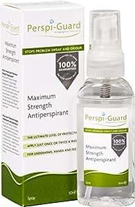 Perspi-Guard Maximum Strength Antiperspirant Spray - 50ml