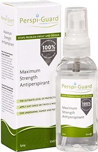 Perspi-Guard Maximum Strength Antiperspirant Spray - 50ml
