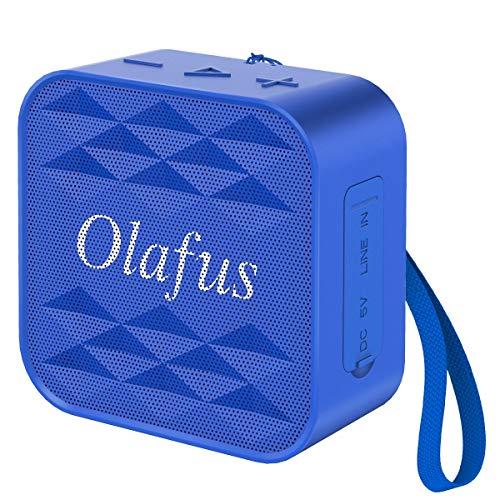 Olafus Altavoz Bluetooth Portátil, IPX7 Impermeable, Mini Altavoz Ina