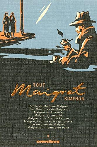 Tout Maigret T5 (5) par Georges SIMENON