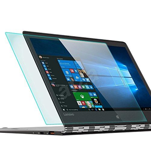 zanasta Bildschirmschutz Glas kompatibel mit für Lenovo Yoga A12 Folie aus Gehärtetem Glass (9H Härtegrad)   Klar Transparent