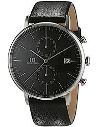 Danish Design iq13q975 – Reloj de pulsera analógico de cuarzo piel iq13q975