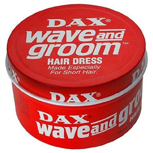 Dax Wave and Groom Haarwachs 99g (Farb-kamm Für Die Haare)
