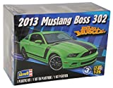 Revell Ford Mustang Boss 302 V 2. Generation Coupe Grün 2009-2014 85-4187 Bausatz Kit 1/25 1/24 Monogram Modell Auto