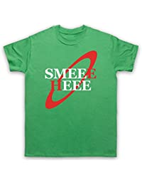 Inspired by Red Dwarf Kryton Smeg Head Smeee Hee Unofficial Mens T-Shirt