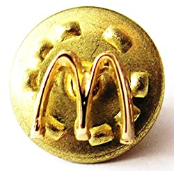 Mc Donalds - Logo - Pin 8 x 6 mm