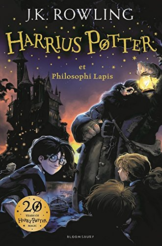 Harry Potter And The Philosopher's Stone (Latin Edition) por J. K. Rowling