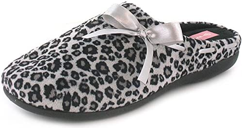 Dunlop - Zapatillas de estar por casa de sintético para mujer