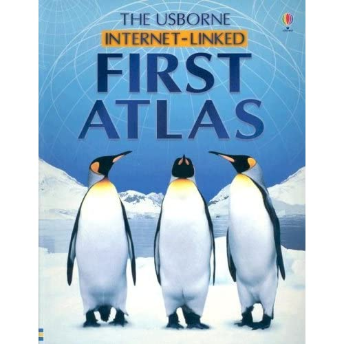 First Atlas Internet Linked (First Encyclopedias) by Elizabeth Dalby (2004-06-30)