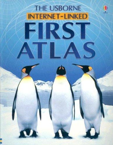 First Atlas Internet Linked (First Encyclopedias) by Elizabeth Dalby (2004-06-30)
