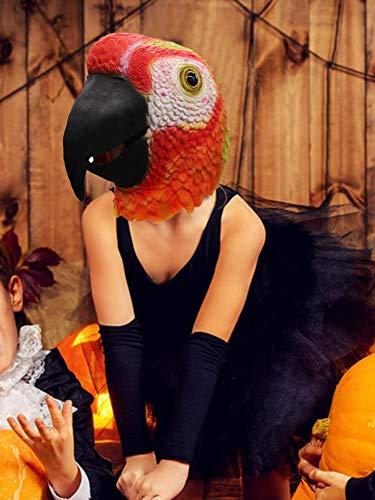 - Papagei Nase Kostüm