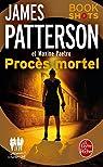 Procès mortel : Bookshots par Patterson