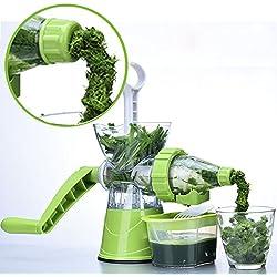 DIY portable multifonction centrifugeuse manuelle pomme orange douce pressoir linge de cuisine santé extracteur de jus