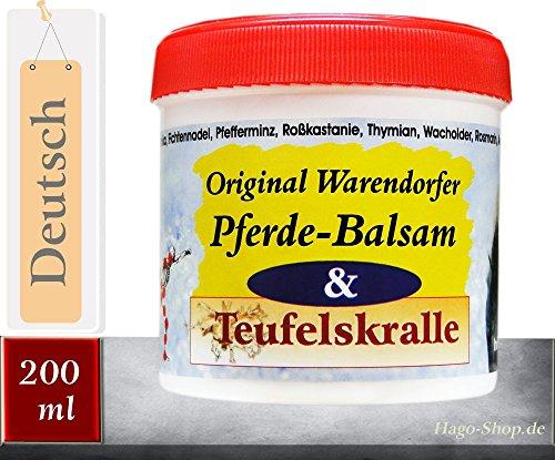 Warendorfer Pferdebalsam mit Teufelskralle (200ml)