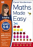 Maths Made Easy Ages 5-6 Key Stage 1 Beginner (Carol Vorderman's Maths Made Easy)
