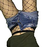Vovotrade☆☆Frauen Strumpfwaren Schwarze Fischnetz Elastische Schenkel Hohe Strümpfe Strumpfhosen Strumpfhosen