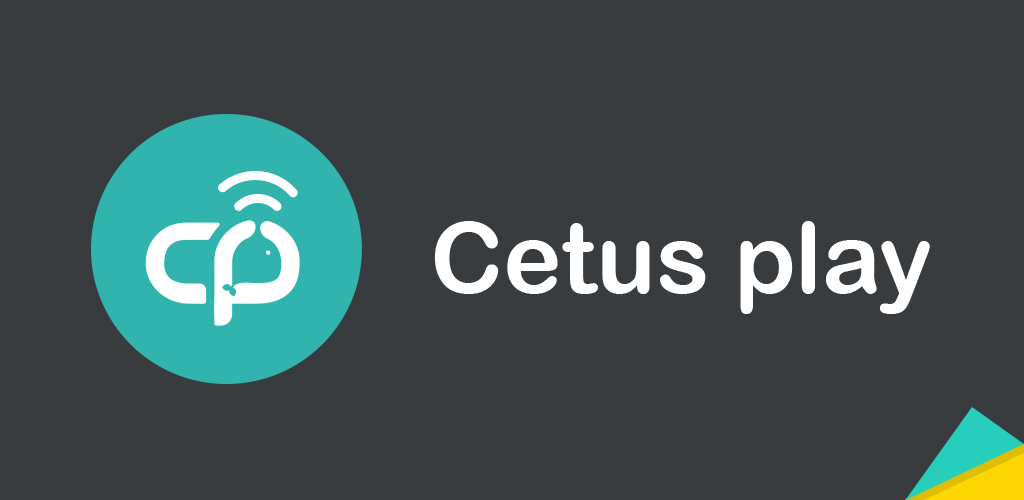 CetusPlay Fire TV/Stick Remote App