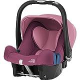 Britax Römer Babyschale Gruppe 0+ (Geburt-13 kg), BABY-SAFE PLUS SHR II Kindersitz, Autositz wine rose