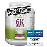 PROTEINPULVER Neutral 1kg (TESTSIEGER Eiweißpulver 2018) - 85% Eiweiß - Nutri-Plus Shape & Shake ohne Süßstoff - auch ideal zum Backen - Hergestellt in Deutschland