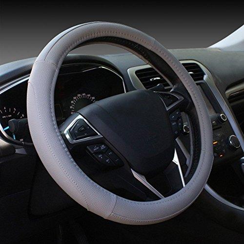 nikavi microfiber leather auto car steering wheel cover universal 15 inch NIKAVI Microfiber Leather Auto Car Steering Wheel Cover Universal 15 inch 51epHCfI8kL