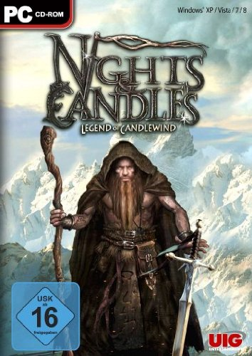 Nights & Candles - Legend of Candlewind - [PC]