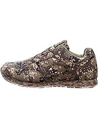 GESIMEI Camuflaje Corriendo Zapatos de los hombres Respirable Zapatillas para Formación (Compruebe por favor la carta del tamaño debajo del cuadro principal)