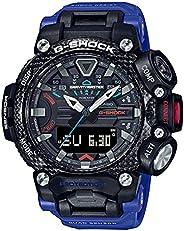 Casio GR B200 1A2 G Shock Analog Digital Watch, Blue