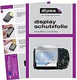 dipos I 6X Schutzfolie klar passend für Fujifilm FinePix XP120 Folie Displayschutzfolie