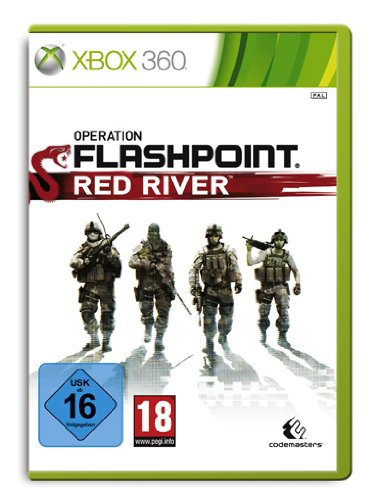 Operation Flashpoint: Red River - [Xbox 360] (Xbox 360 Operation Flashpoint)