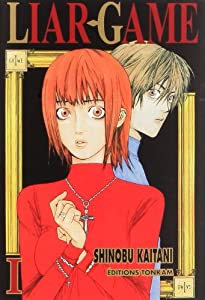 Liar Game Edition simple Tome 1